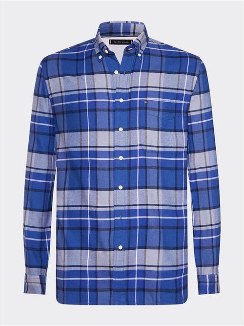 Camisa-de-cuadros-escoceses-Tommy-Hilfiger