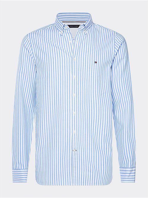 Camisa-de-rayas-y-corte-slim-Tommy-Hilfiger