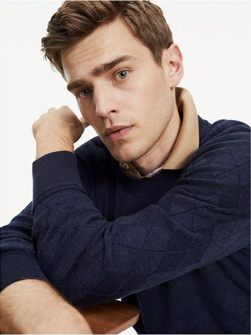 Sweater-de-rombos-en-algodon-organico-Tommy-Hilfiger
