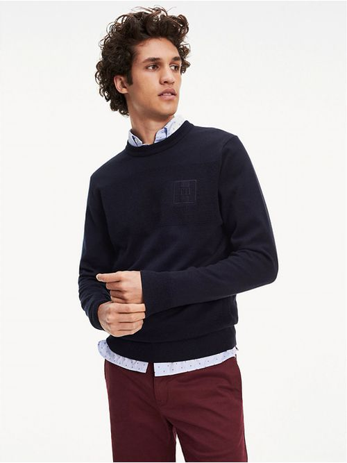 Sweater-con-monograma-bordado-Tommy-Hilfiger