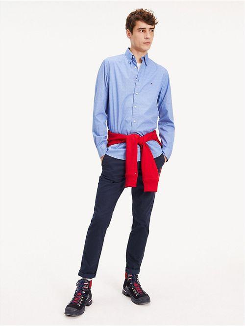 Pantalon-chino-Bleecker-de-algodon-organico-Tommy-Hilfiger