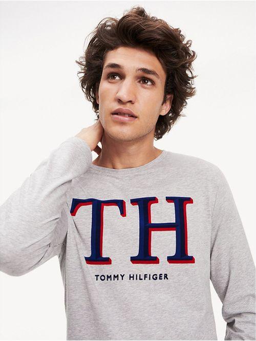 Remera-de-manga-larga-con-monograma-Tommy-Hilfiger