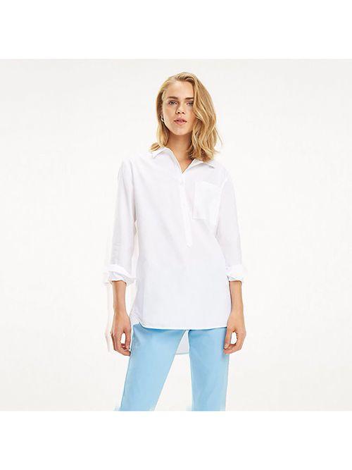 Camisa-Oxford-oversize-de-algodon-Tommy-Hilfiger