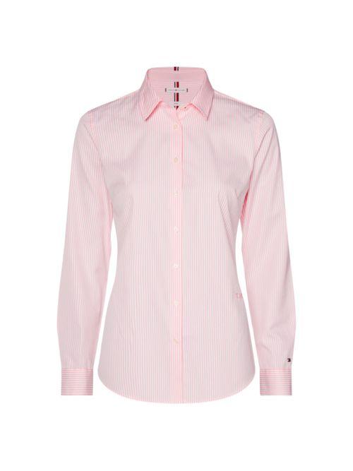 Camisa-entallada-Essential-de-algodon-organico-Tommy-Hilfiger