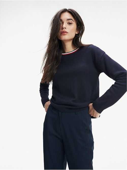 Sweater-de-algodon-a-rayas-reversible-Tommy-Hilfiger
