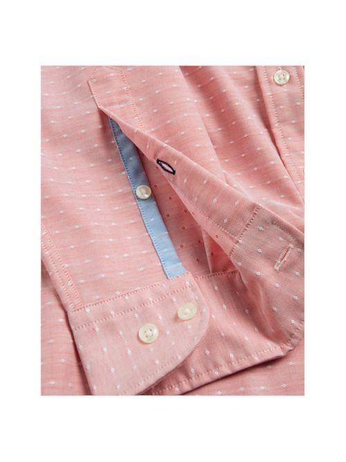 Camisa-de-manga-corta-con-estampado-de-hojas-Tommy-Hilfiger
