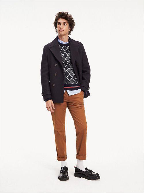 Sweater-de-rombos-con-cuello-redondo-Tommy-Hilfiger