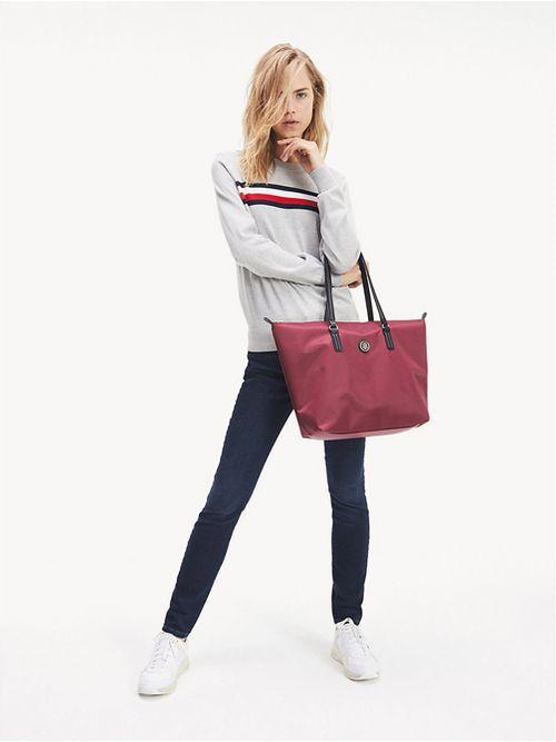 Sweater-Essential-de-algodon-con-detalles-distintivos-Tommy-Hilfiger